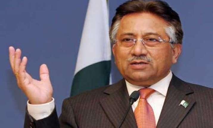 pakistan needs to incite those fighting in kashmir musharraf