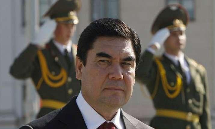 tapi construction to begin this year turkmen president