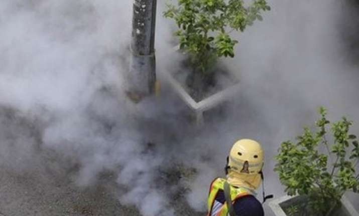 1 279 new dengue cases found in chinese province