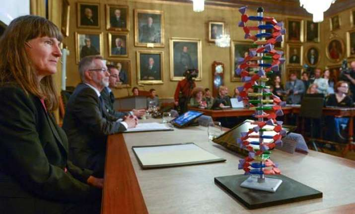 scientists win nobel chemistry award for work on dna repair