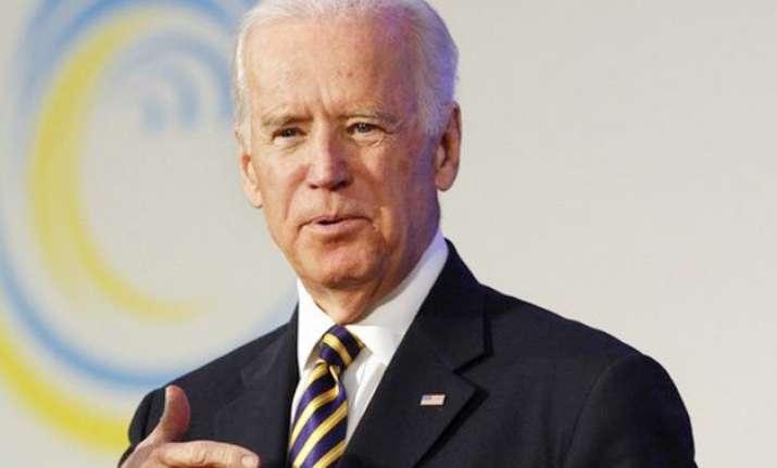 us vice president joe biden not running for presidential