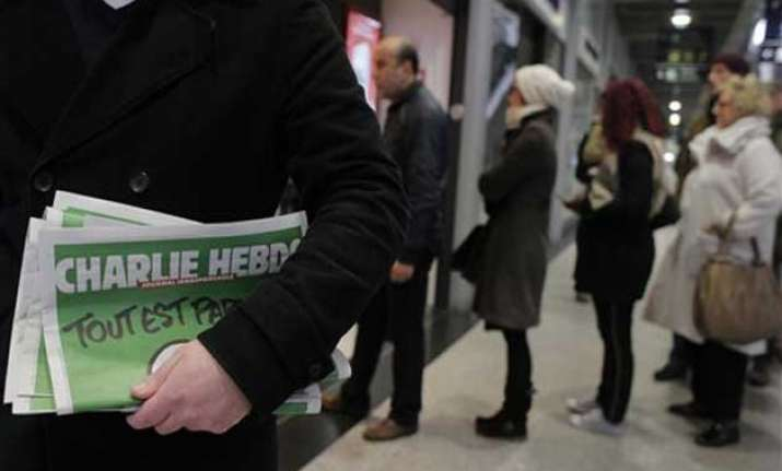 charlie hebdo fallout crackdown in france 54 held for