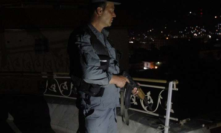 militants lay siege to guesthouse in afghanistan s capital