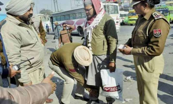 act fast against pathankot attack perpetrators us tells