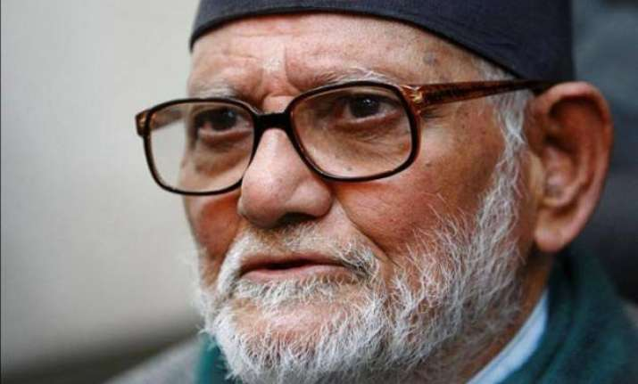 sushil koirala to visit india soon to seek help for post
