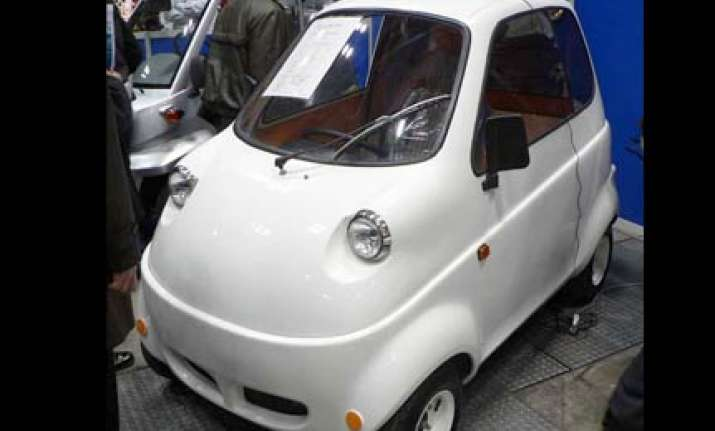 japanese makes hand made small electric cars