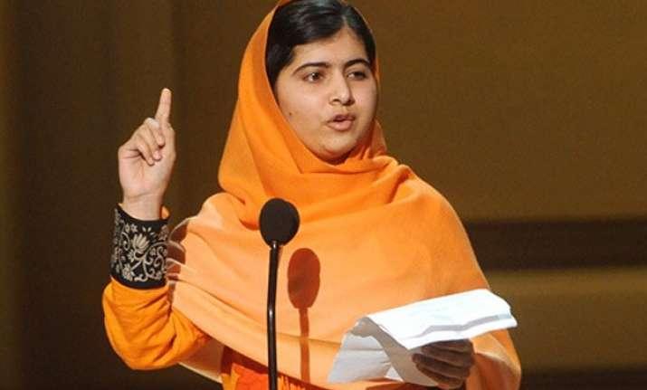 tolerance friendship way forward for india pakistan malala