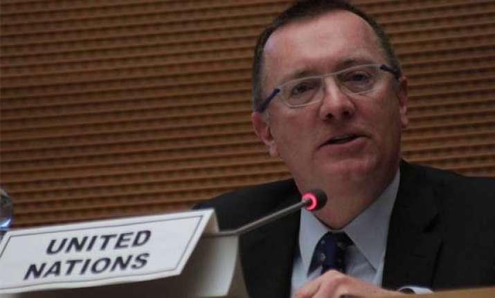 un political chief criticises israel for settlement plans