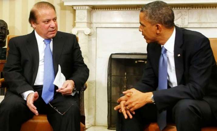 obama asks sharif not to discriminate among terror groups