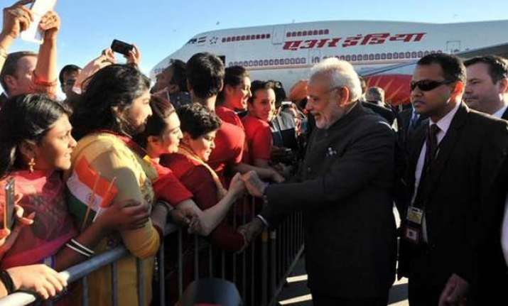 pm modi arrives in canada on last leg of his 3 nation tour
