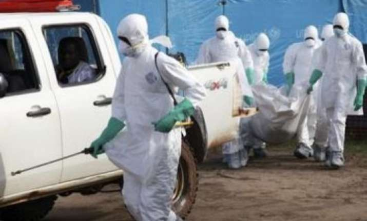 ebola advances in west africa