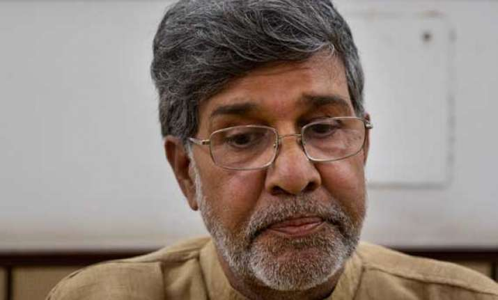 satyarthi calls for nepal constitution to protect child
