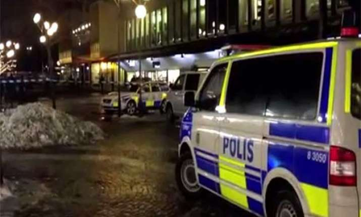 several people shot two dead in sweden hotel say police