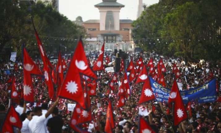 nepal parties fail to prepare first draft of new