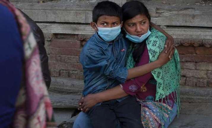 nepal grapples with post disaster diseases