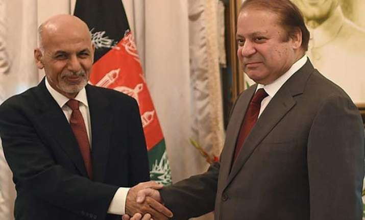 pakistan afghanistan pledge to fight terrorism together
