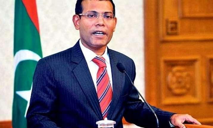 britain probes death threat to maldives ex president