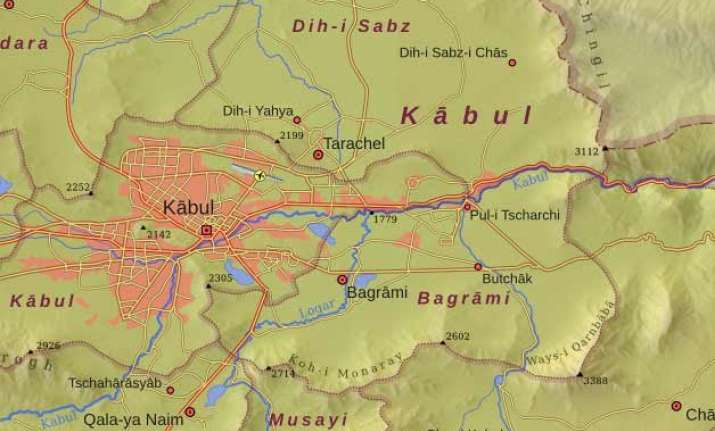 explosion rocks kabul city on first day of the new year