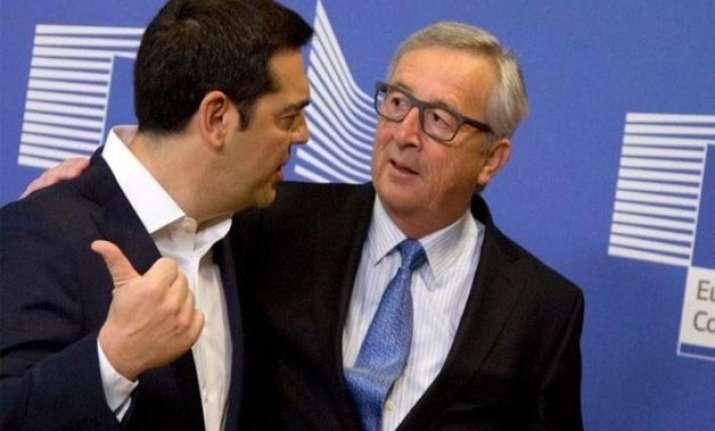 greece bailout talks to start on monday