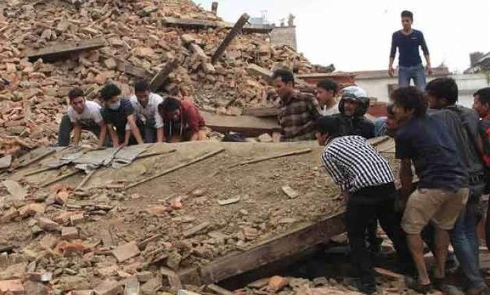 19 killed as new powerful quake jolts nepal