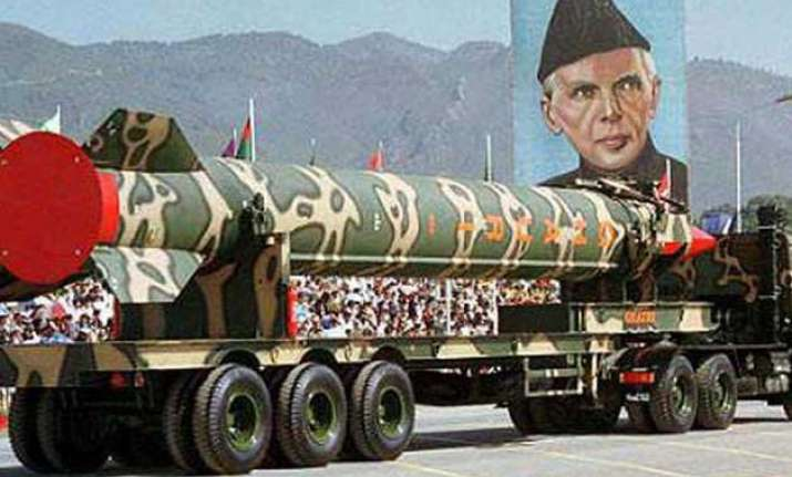pak s growing nuclear stockpile doctrine pose risk warns