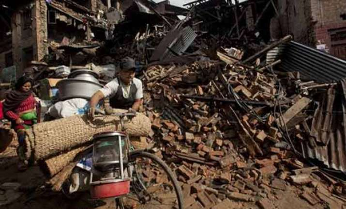 un releases 15 million emergency aid for quake hit nepal