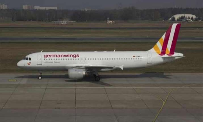 germanwings plane makes emergency landing in stuttgart