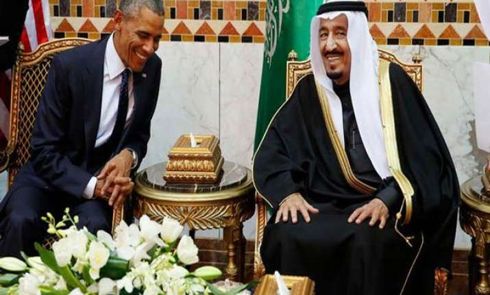 obama expresses support for yemen action with saudi king