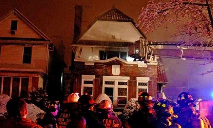 seven kids die in new york house blaze