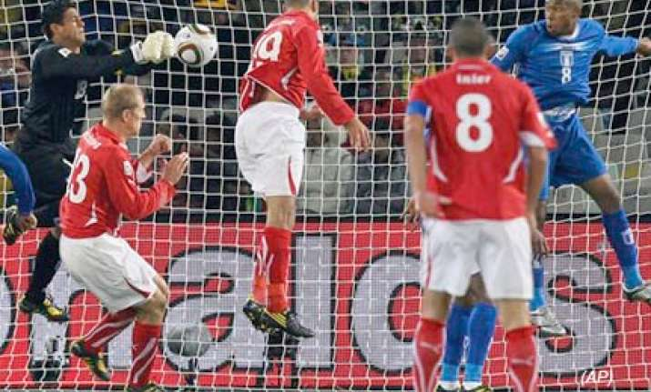 toothless swiss suffer world cup agony