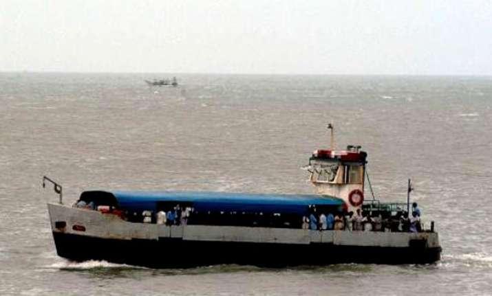 india sri lanka keen to restart ferry services