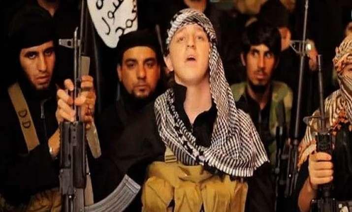 ginger jihadist abdullah elmir the new face of isis