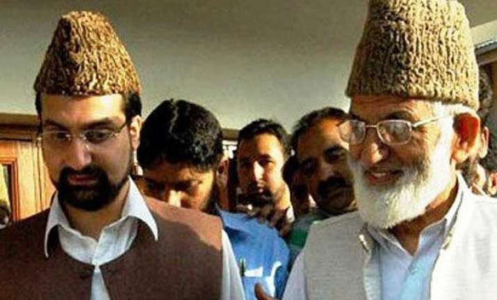 pakistan says engagement with kashmiri separatists is on