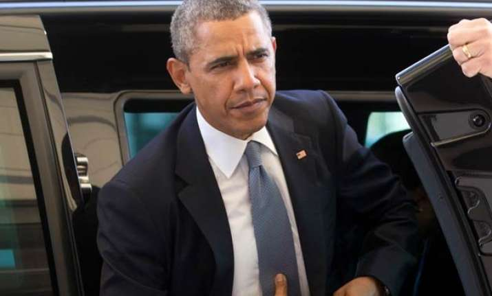 us president barack obama may not travel in the beast for