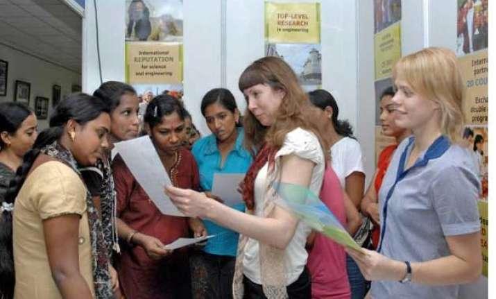 russian universities woo indian students