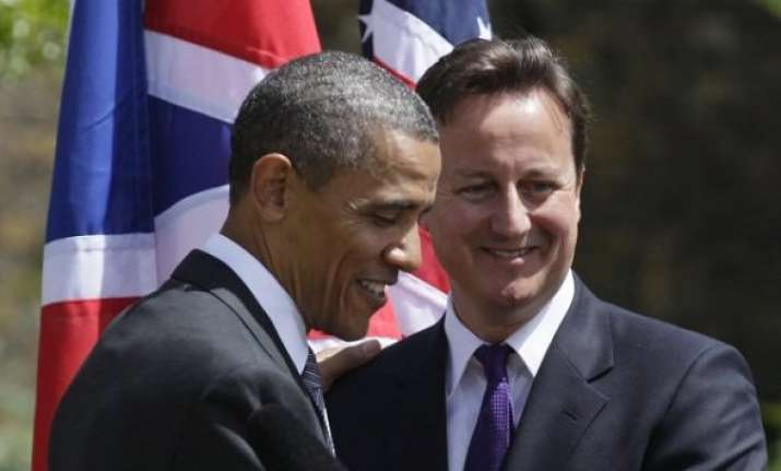 obama to host british prime minister david cameron next week