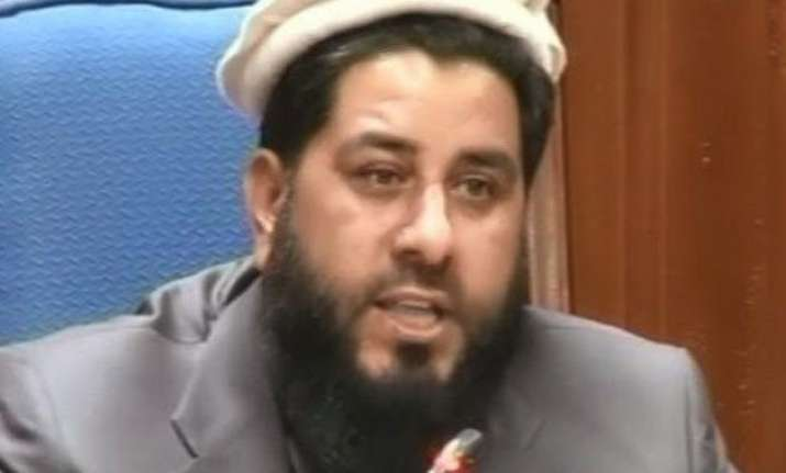 afghan senate chairman attacks intelligence sharing mou