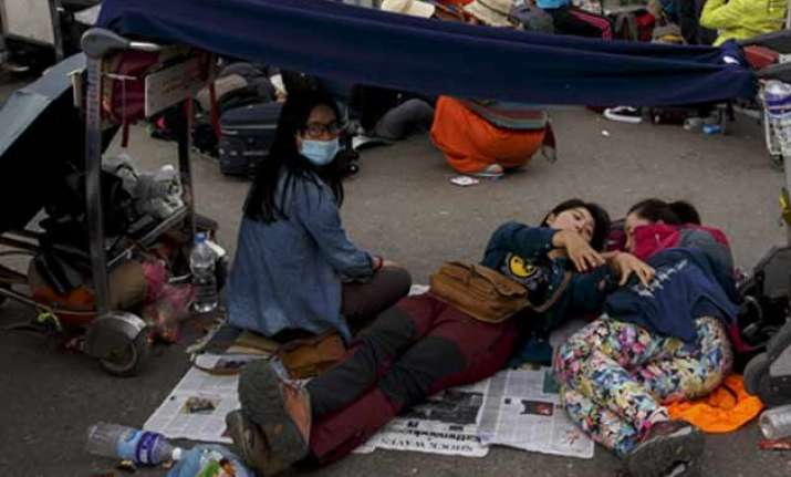 after quake epidemic fears surround nepal