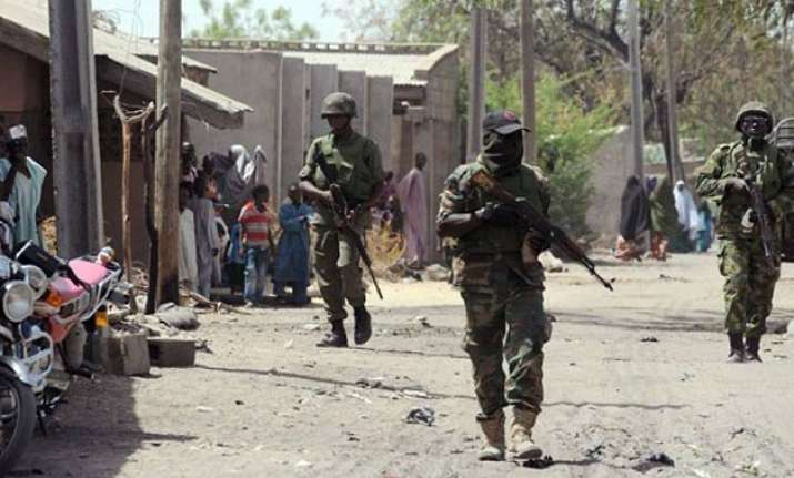 boko haram militants told to kill wives as troops demolish