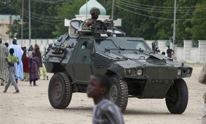 nigeria s military claims to destroy 10 boko haram camps