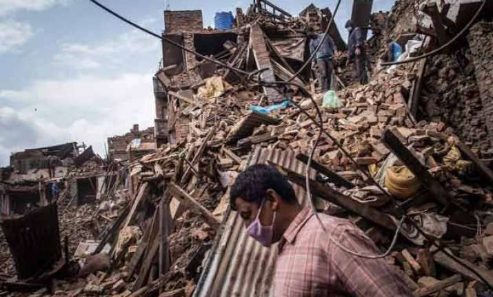 nepal quake victims prone to diseases