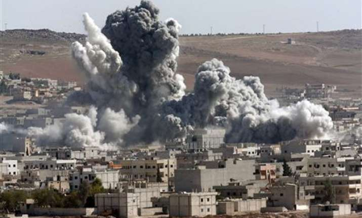 1 953 killed in six months of coalition airstrikes in syria
