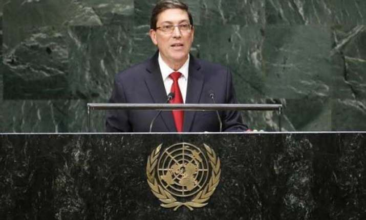 us cuba hold highest level meeting after 1959