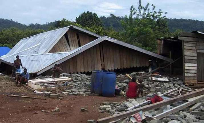 7.2 magnitude earthquake hits indonesia