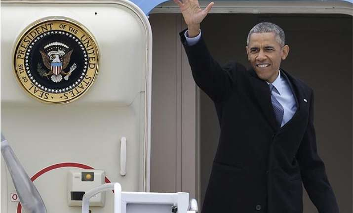 barack obama embarks on three day india trip this evening