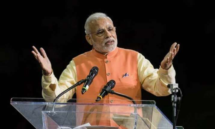 us media underlines challenges after pm modi s one year rule