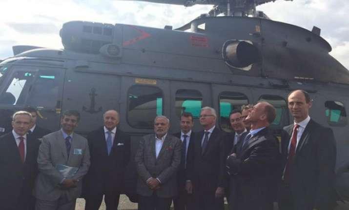airbus supports modi s make in india initiative