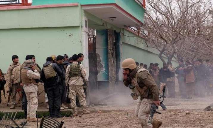 gun battle near indian mission in mazar i sharif ends all