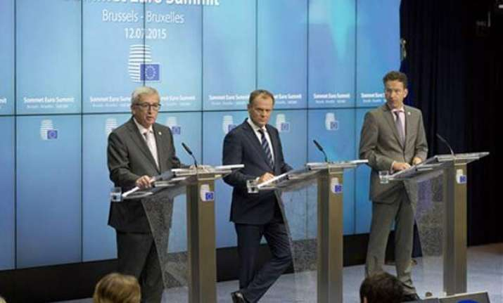 eurozone reaches deal on greece bailout european union
