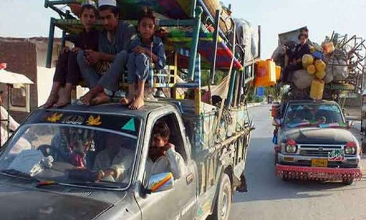 over 29 000 pakistanis still in afghanistan